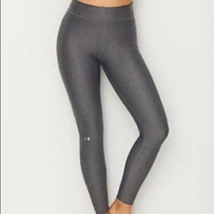 Under Amour woman's heat gear compression tights